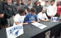 Mossop Signs with Air Force
