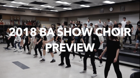 2018 Broken Arrow Show Choir Preview