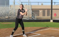 Mary Collins set records this softball season