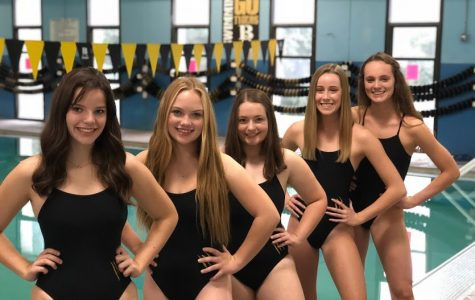Swimmers will showcase their talents at scrimmage meet
