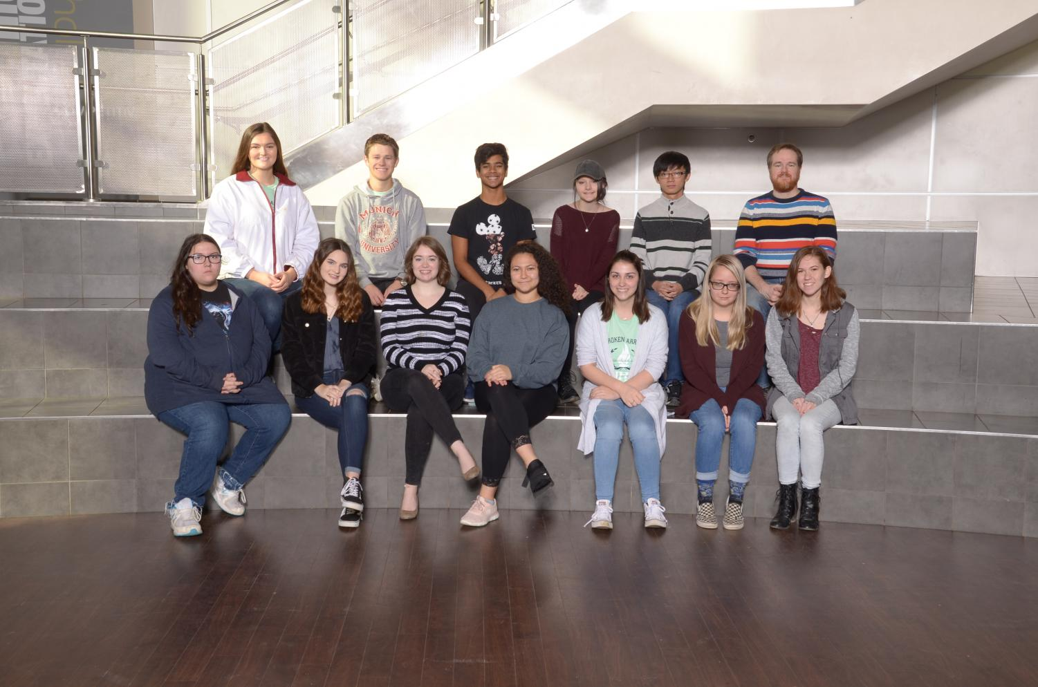 Pen-to-Paper club allows students to express themselves through creative writing