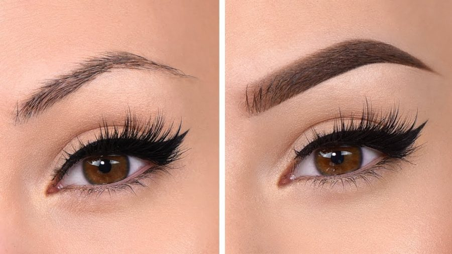 Achieve+the+perfect+eyebrows+with+these+simple+tips+and+tricks.+