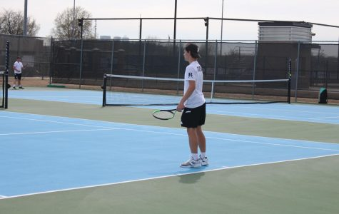 Tennis Boys Are Looking to Serve the Competition this Season