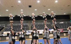 Varsity cheer takes regionals