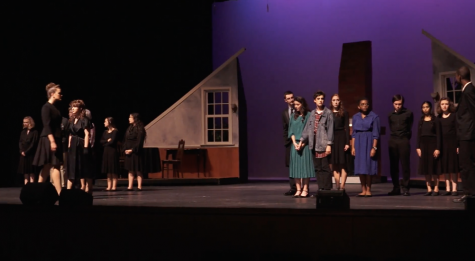 "BAHS Musical Preview: ""Footloose"""