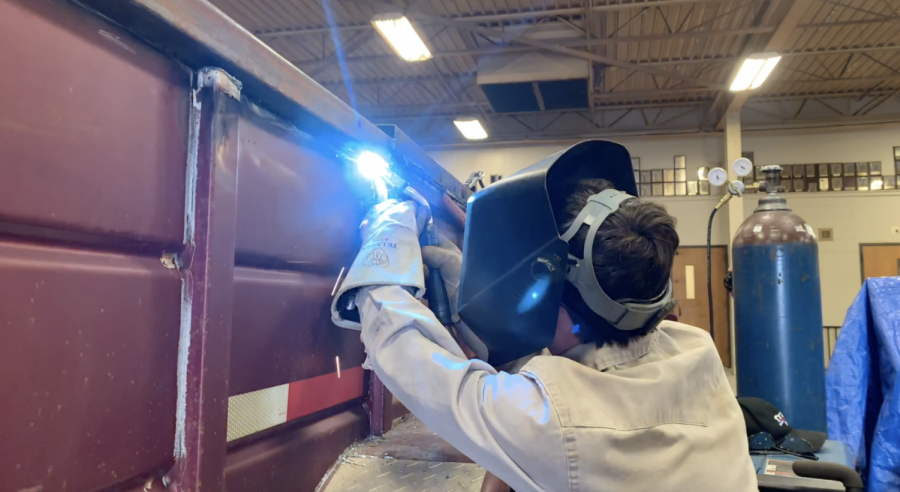 Welding Opportunities at BAHS