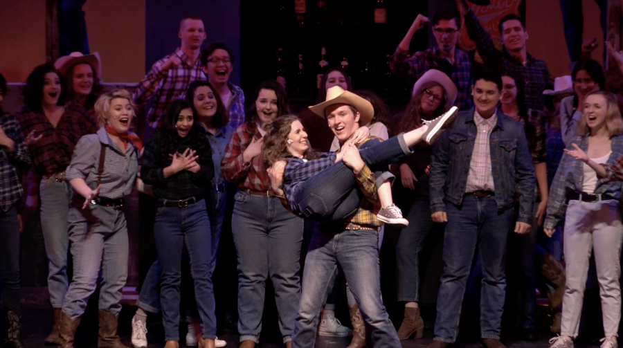 "Tiger Theatre Does it Again with ""Footloose"" The Musical!"