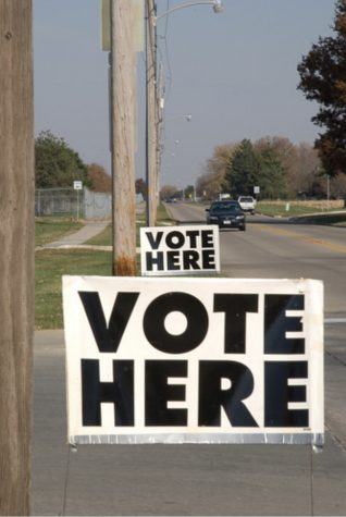 Election day is Tuesday, November 3. Students who are eligible to vote should educate themselves now.